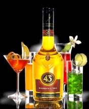 Cartagena 43 liquor