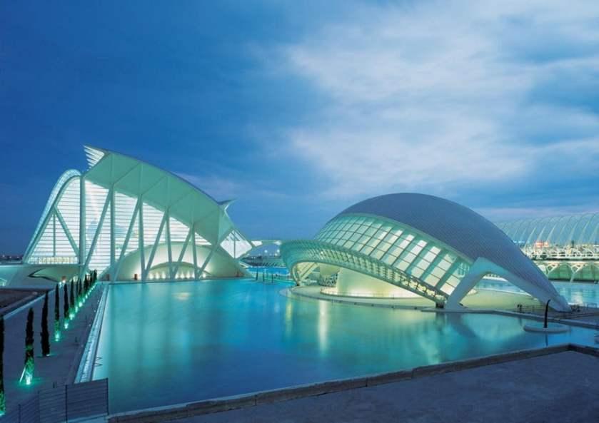 Valencia Ciudad artes Y ciencias