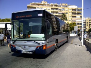 Autobuses Torrevieja Costa Azul