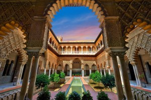 Game Of Thrones filming in Spain House of Martel Dorne Palace