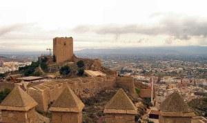 Murcia Region Castillo de Lorca