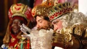 Spanish traditions Los Reyes