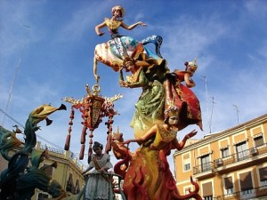 Fallas in Valencia Dolls