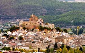 Caravaca walking route