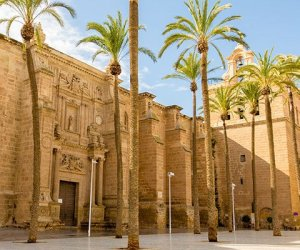 Almeria city Cathedral