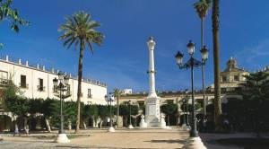 Almeria city Plaza