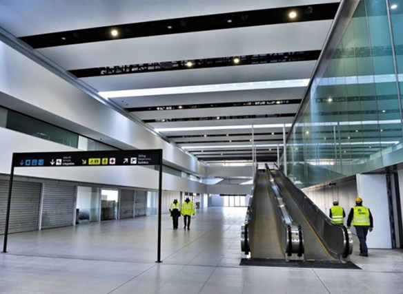 Corvera airport bus links - Your Spain Traveling and living