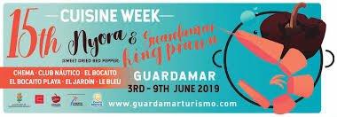 Langoustine week in Guardamar