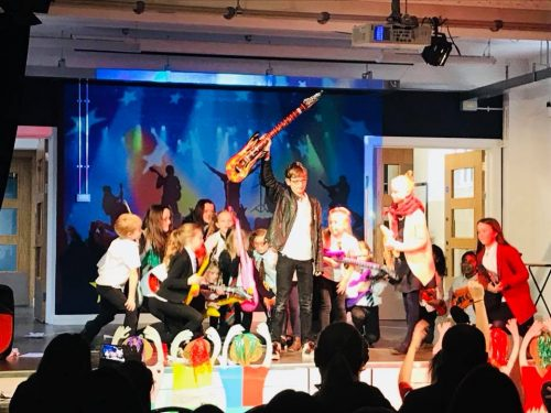 Yourstage Rocks School Show