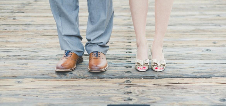 middle heels