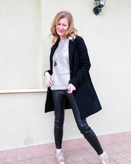 street style comodo e glam