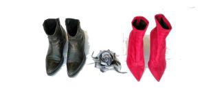 gli stivali moda