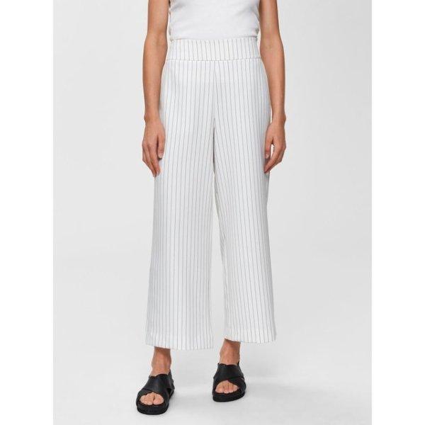 wide leg striped pants 79,90 Euros, on La Redoute Fr online