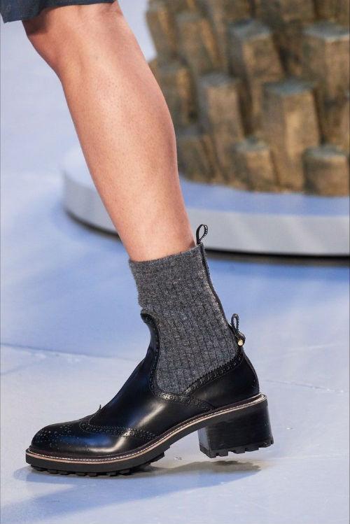 scarpa con calzino, Pinterest