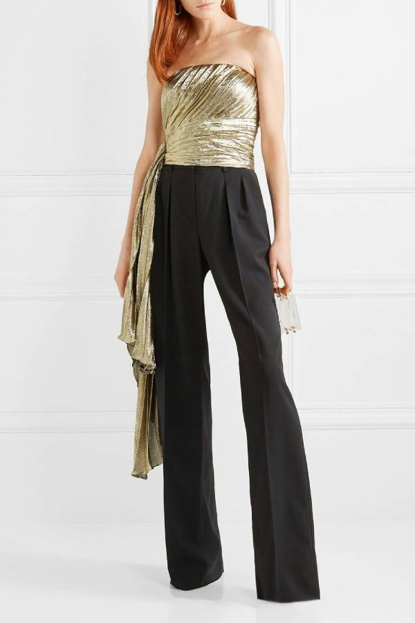 day to night outfit with the elegant trousers