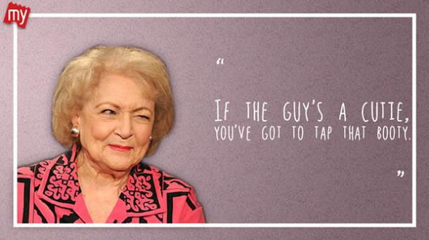 BettyWhite10 - 26 All Time Best Betty White Quotes & Funny Memes In Honor Of Her (96th!) Birthday