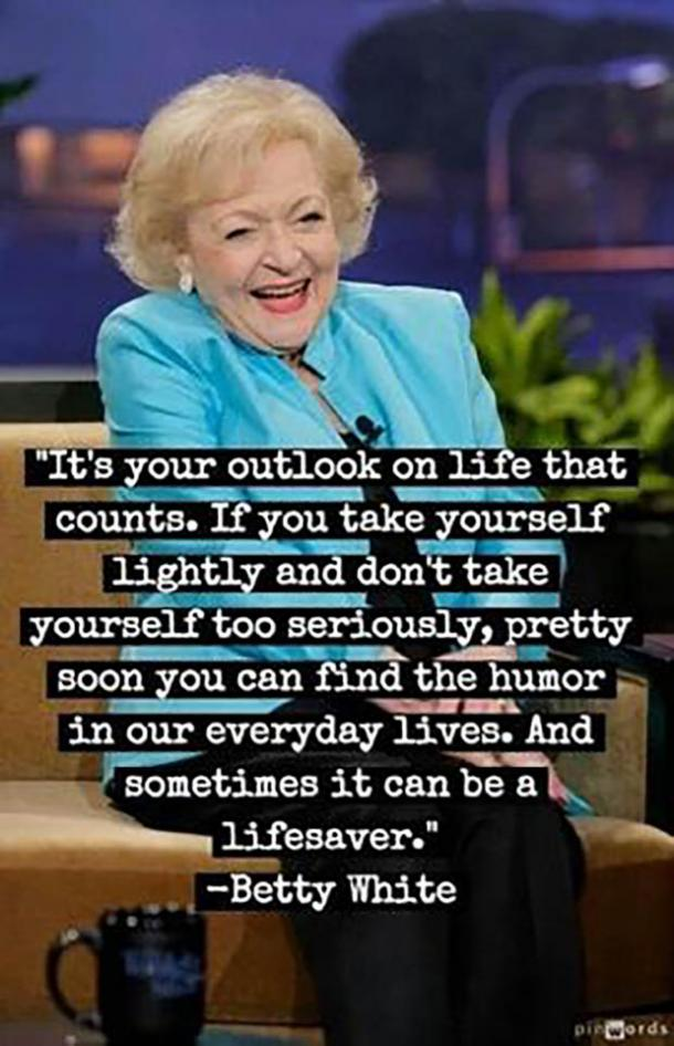 BettyWhite12 - 26 All Time Best Betty White Quotes & Funny Memes In Honor Of Her (96th!) Birthday
