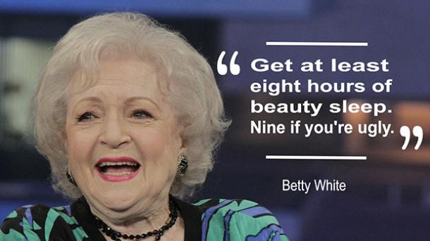 BettyWhite13 - 26 All Time Best Betty White Quotes & Funny Memes In Honor Of Her (96th!) Birthday