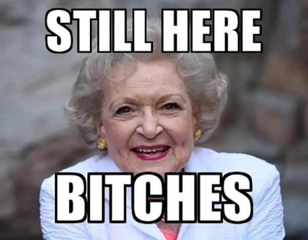 BettyWhite26 - 26 All Time Best Betty White Quotes & Funny Memes In Honor Of Her (96th!) Birthday