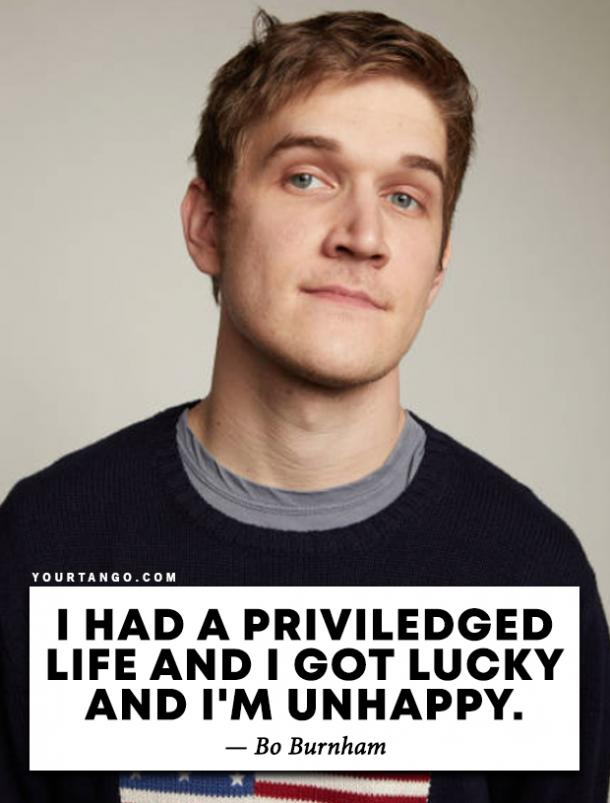 28 Finest Bo Burnham Quotes & Jokes From HIs Funniest Comedy Reveals On Netflix