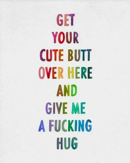 cute%20%20butt - 50 Seriously Cute Quotes Sure To Make You (And Your True Love) Smile