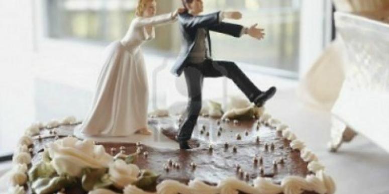 wedding cake toppers  raquo  11 Insanely Inappropriate Wedding Cake Toppers   YourTango 11 Insanely Inappropriate Wedding Cake Toppers