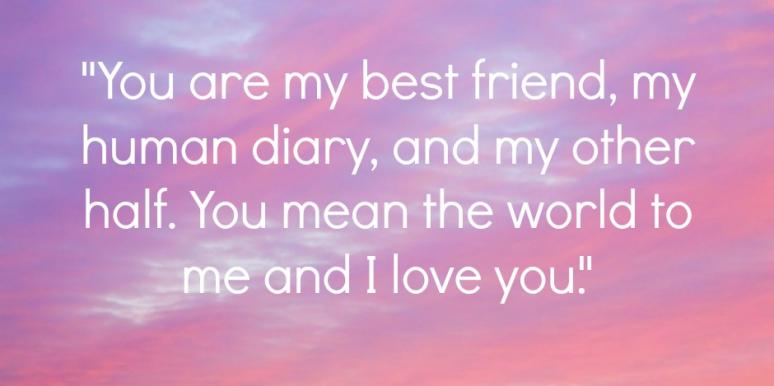 150 I Love You Quotes To Help You Tell Someone You Love Them | YourTango