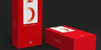 One Plus 5 Retail Box 7