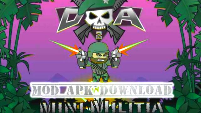 mini-militia-mod-apk