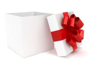open-gift