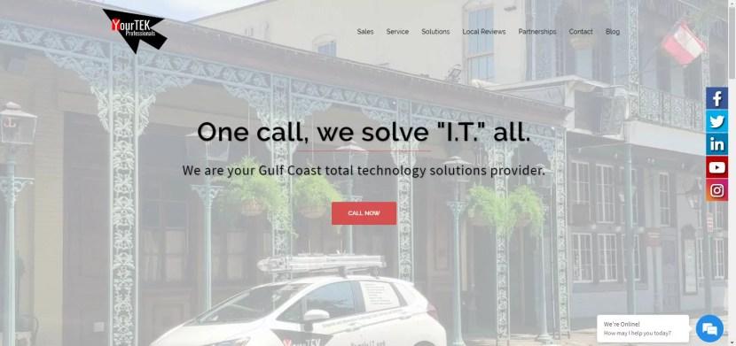 YourTEK website launched!