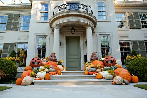 Festive Fall Display