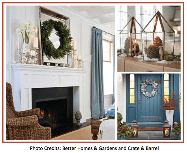 How to Create a Warm, Inviting Winter Listing