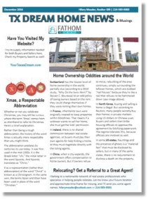 Click to see Newsletter Example
