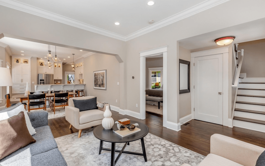Staged to Sell: A Fixer Upper to Show Stopper