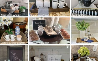 3 Winter Staging Tips: Coffee Vignettes, Feature Fireplaces, and Softer Colors