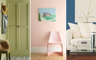 2020's Hottest Paint Colors: Which Is Your Favorite?