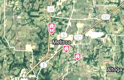 MelAcreageSold2019Map