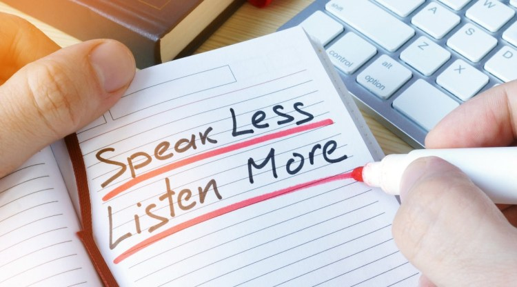 Leaders: Listen More Now Than Ever Before