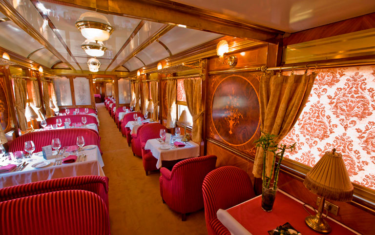 Luxury Train, Spain