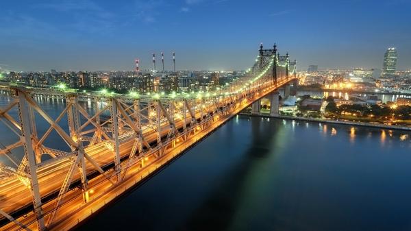 bridge day to evening