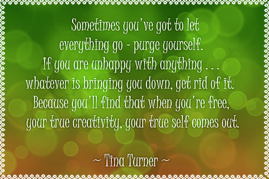 your true self quote by tina turner