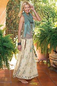SS desert stars skirt