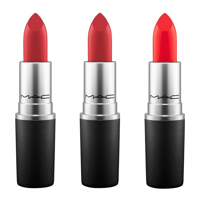 MAC-Lipstick-Ruby-Woo-Russian-Red-Lady-Danger
