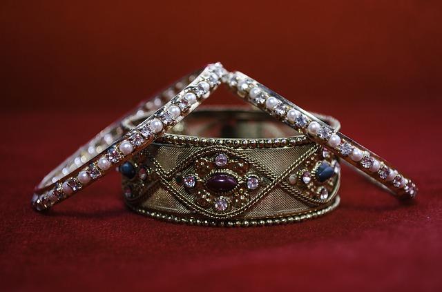 Bangle Fashion Diamonds Bracelet Jewelry Glamour