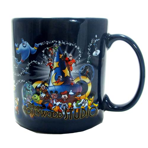Your WDW Store Disney Coffee Cup Mug Hollywood Studios Magical Characters