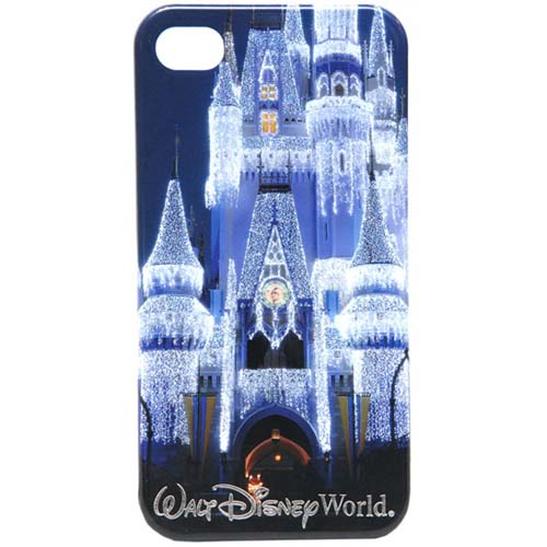 Disney IPhone 4s Case Walt Disney World Cinderella Ice