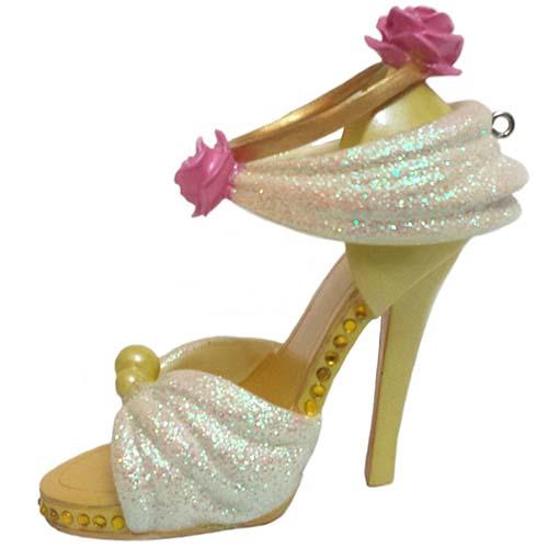 Disney Shoe Ornament Princess Belle