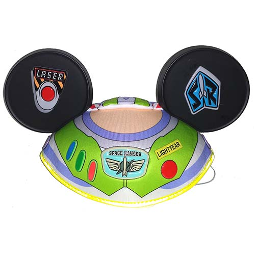 Your WDW Store Disney Hat Ears Hat Toy Story Buzz