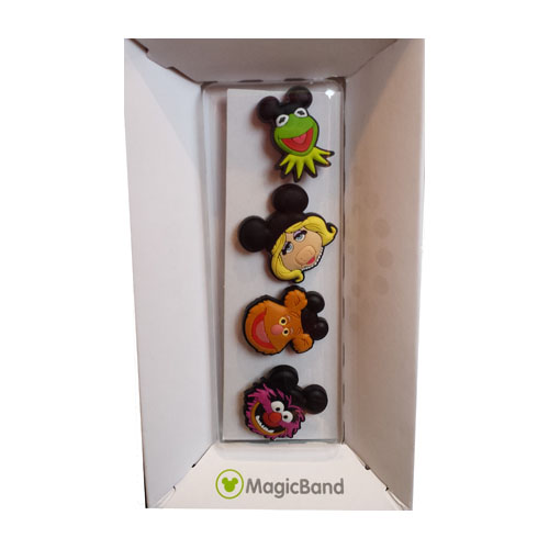 Your WDW Store Disney MagicBand MagicBandits Muppets